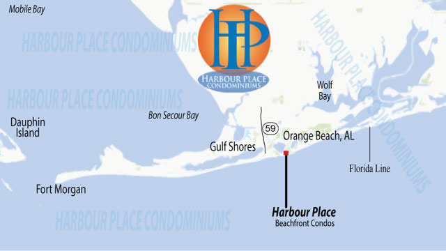 Harbour Place Location